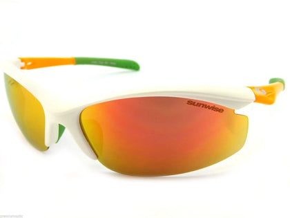 Sunwise Peak MK1 White Sunglasses SUNGLASSES SUNWISE