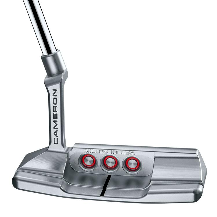 SCOTTY CAMERON SPECIAL SELECT SQUAREBACK 2 GOLF PUTTER RH SCOOTY CAMERON SELECT PUTTERS TITLEIST