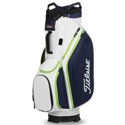 TITLEIST 2020 CART 14 LIGHTWEIGHT GOLF CART BAG TITLEIST CART BAGS ACUSHNET