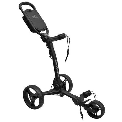 AXGLO TRILITE 3 WHEEL GOLF TROLLEY 3 WHEEL PUSH TROLLEYS BOSTON GOLF