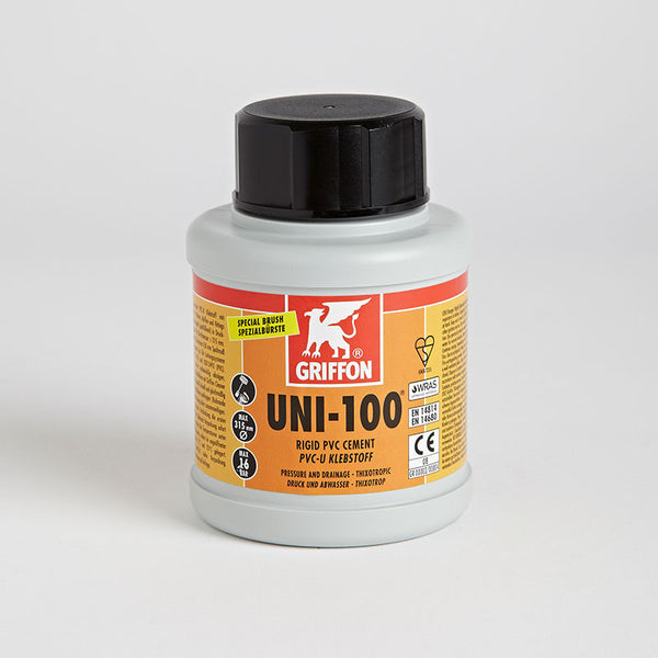 Griffon Uni-100 PVC Cement, 250ml