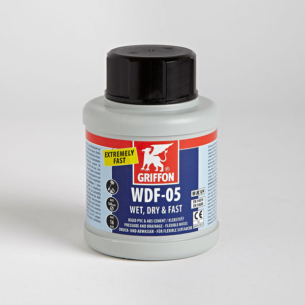 Griffon WDF-05 PVC Cement, 250ml