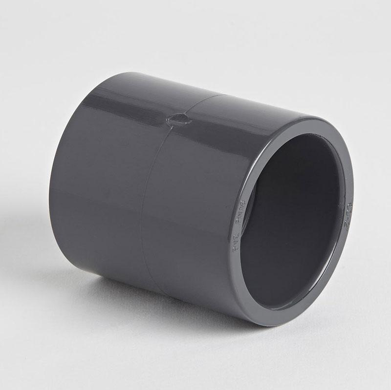 PVC Adapter Socket Plain
