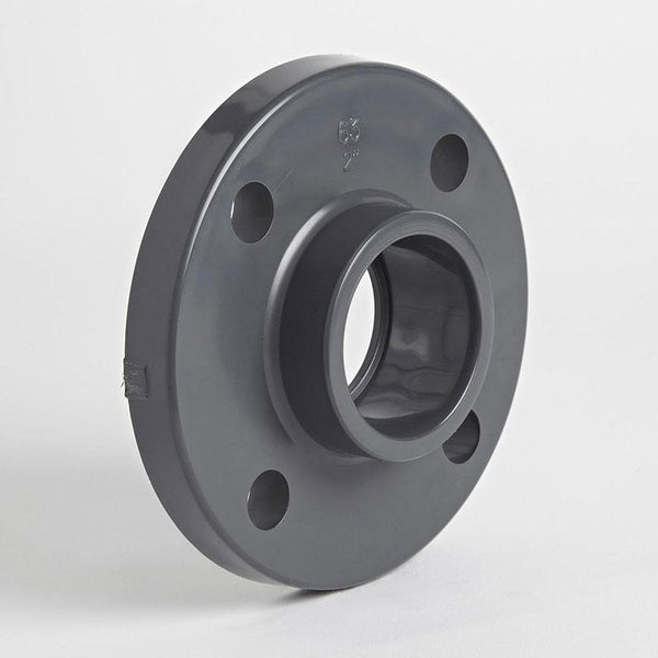 PVC Full Face Flange | Plastic Pipe Flanges