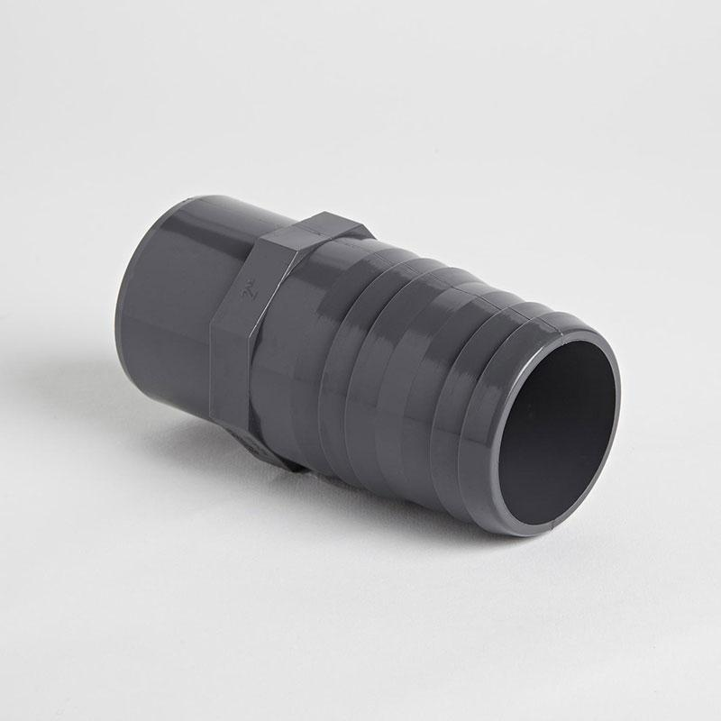 PVC Hose Adapter Plain