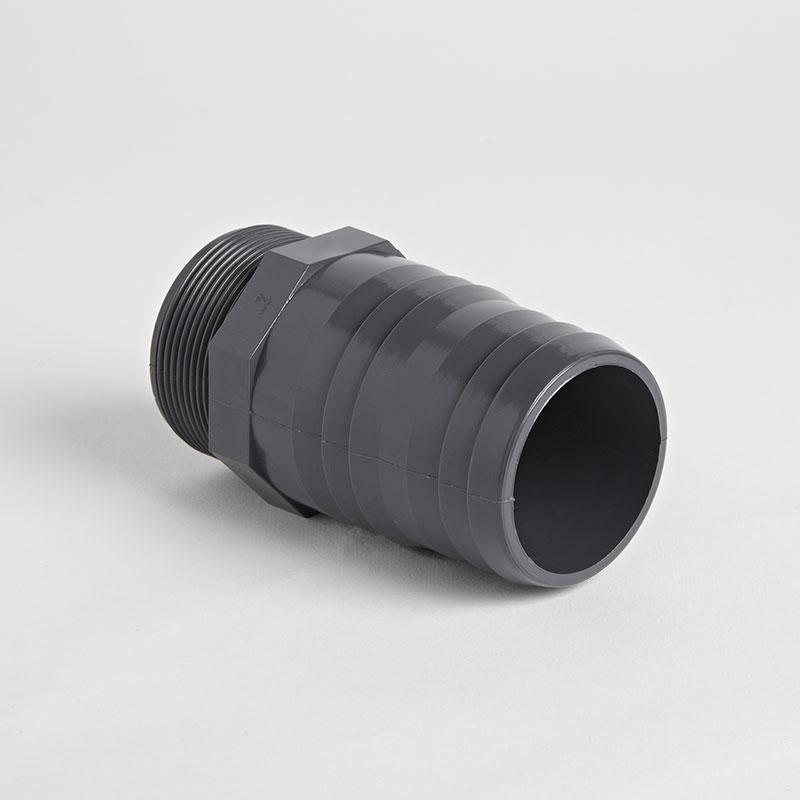 PVC Hose Adapter Threaded