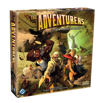 Adventurers, The: The Pyramid of Horus - $61.00