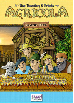 Agricola: Gamer's Deck - $16.00