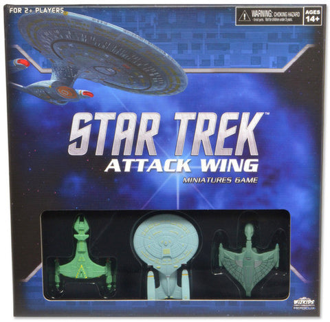 Star Trek: Attack Wing - $32.00