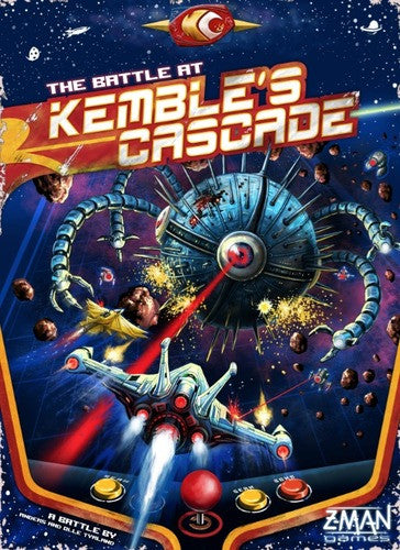 The Battle at Kemble's Cascade - $35.00