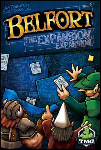 Belfort: The Expansion Expansion - (Coming Soon!)