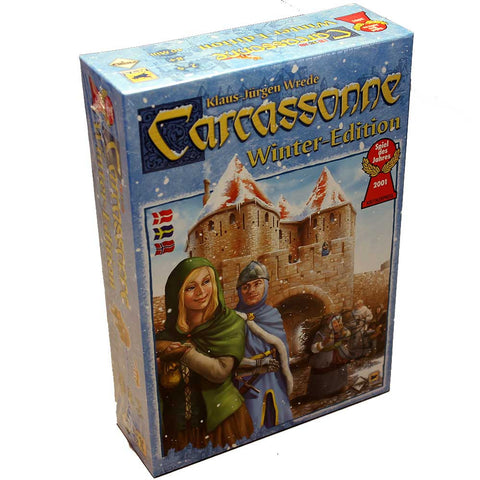 Carcassonne: Winter Edition - $36.00