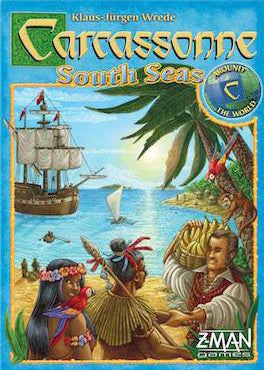Carcassone: South Seas - $35.00