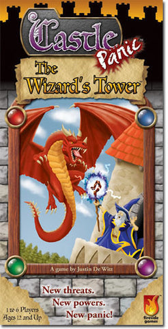 Castle Panic: The Wizard's Tower - $21.50