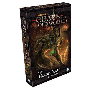 Chaos in the Old World: Horned Rat Expansion - $21