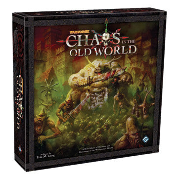 Chaos in the Old World - $50.00