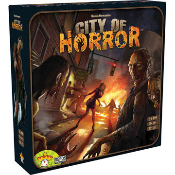 City of Horror - $40.00