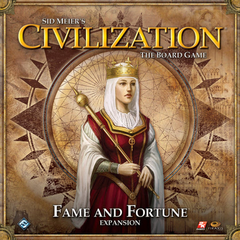 Civilization the Board Game: Fame and Fortune - $32.95