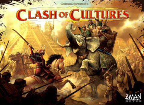 Clash of Cultures - $70.00