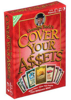 Cover your A$$ets - $12.00