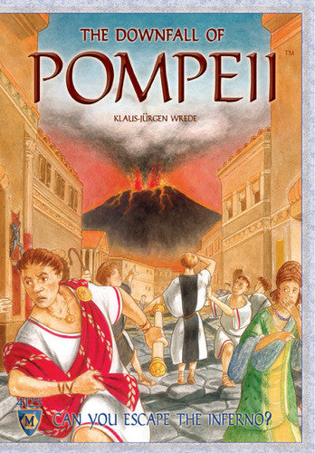 Downfall of Pompeii - $28.00