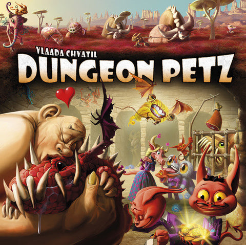 Dungeon Petz - $58.00