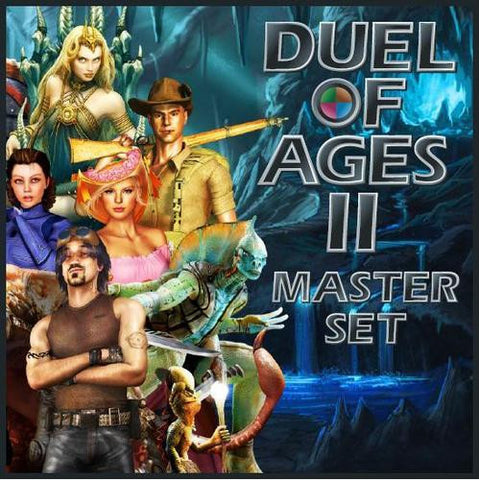 Duel of Ages II: Master Set - $106.00