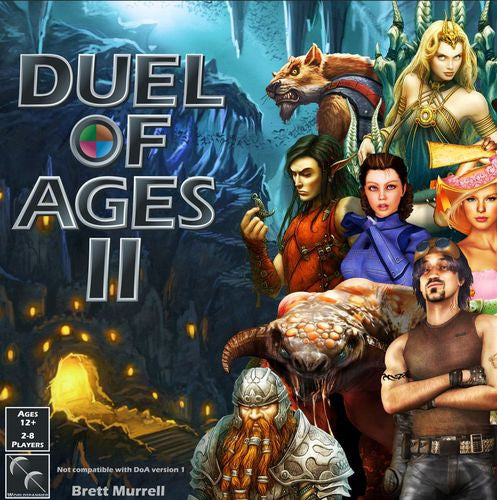 Duel of Ages II - $43.00