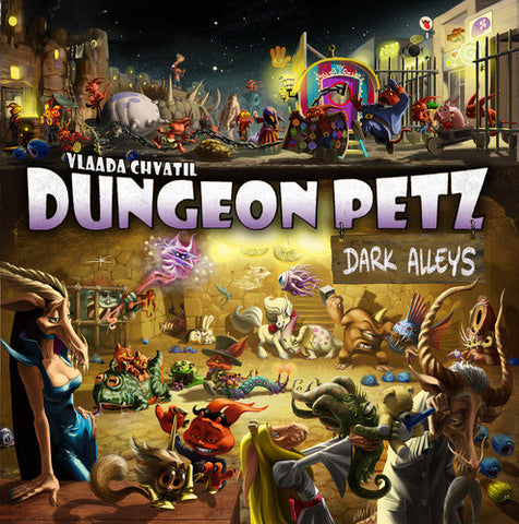 Dungeon Petz: Dark Alleys - $38.00