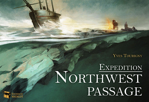 Expedition: Northwest Passage - $40.00