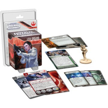 Imperial Assault: Leia Organa - $12.00