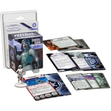 Imperial Assault: General Sorin - $12.00