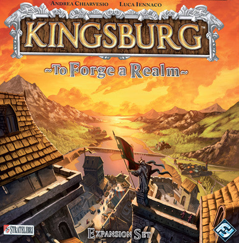 Kingsburg: To Forge a Realm - $35