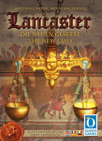 Lancaster: The New Laws - $17.50