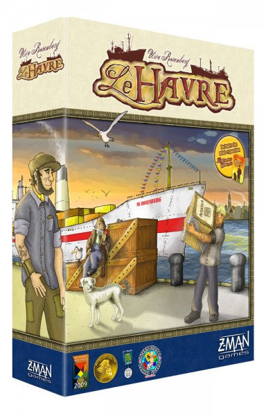 Le Havre (Including Le Grand Hameau Expansion) - $53.00