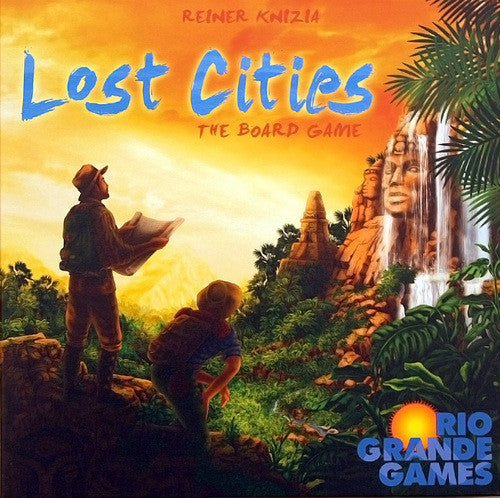 Lost Cities - $20.50