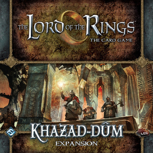 Lord of the Rings LCG: Khazad Dum - $35.00