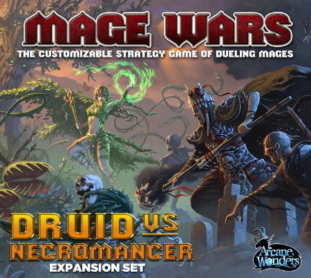 Mage Wars: Druid vs. Necromancer -$32.50