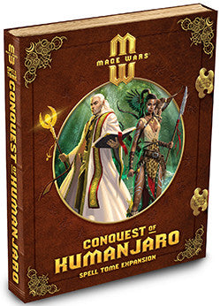 Mage Wars: Conquest of Kumanjaro -$25.00
