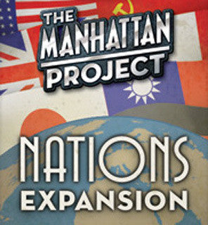 Manhattan Project: Nations Expansion - $5.00