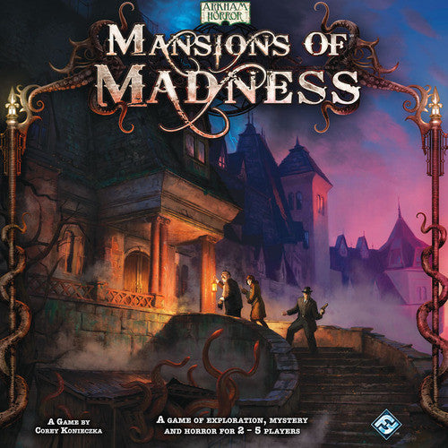 Mansions of Madness - $97.00