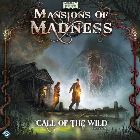 Mansions of Madness: Call of the Wild - $75.00