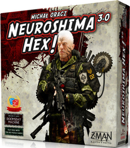 Neuroshima Hex 3.0 - $37.00