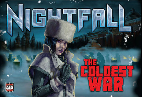 Nightfall: Coldest War - $30.50
