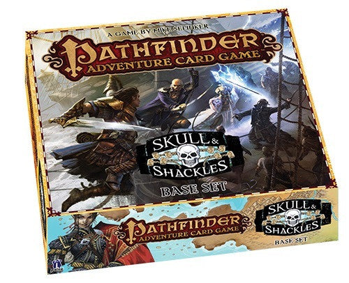 Pathfinder Adventure Card Game, Skull and Shackles Base Set - $51.00