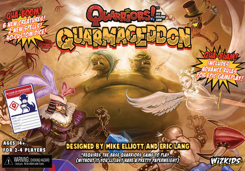 Quarriors: Quarmageddon! - $32.25
