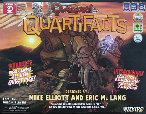 Quarriors: Quartifacts - $32.50