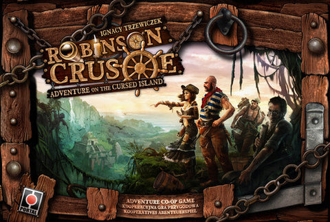 Robinson Crusoe: Adventures on a Cursed Island