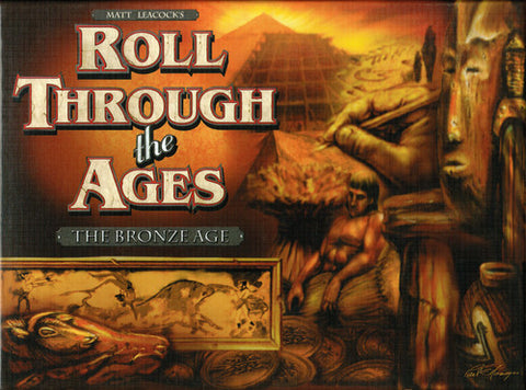 Roll through the Ages: The Bronze Age - $28.00