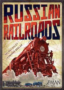 Russian Railroads - $60.00